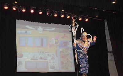 Subió a escena «CUÍDESE DE LA LUZ», el proyecto educativo de la Usina
