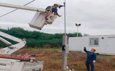 La Usina realizó obras para el mantenimiento de la producción del Cluster Quesero