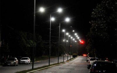 La Usina y el Municipio avanzan con una nueva etapa del plan de  recambio de luminarias led en el alumbrado público