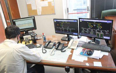 La Usina refuerza la calidad del suministro eléctrico a través de la automatización de la red y su centro de telemando